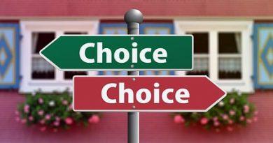 jak podejmować właściwe decyzje w życiu